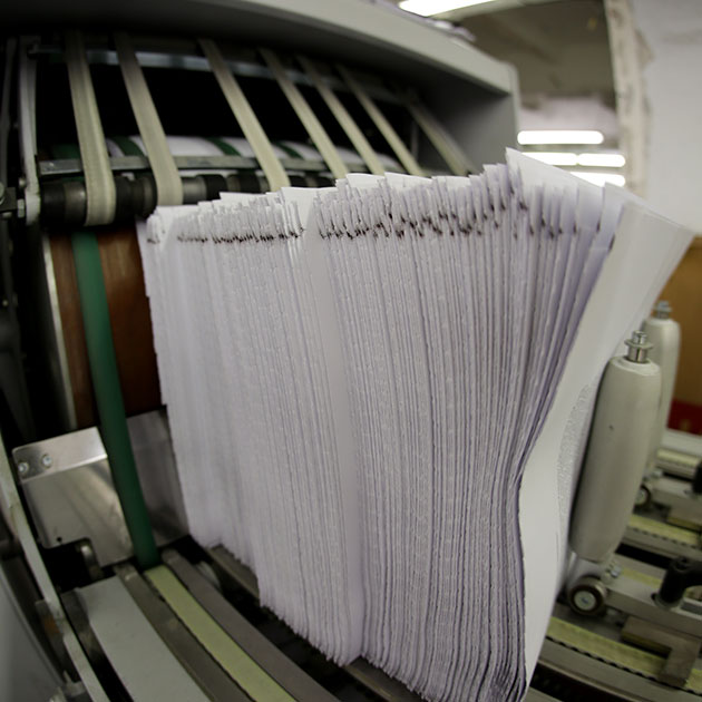 Print Binding Services